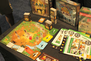 Education Outdoors' Camp Boardgame was designed to that players of all ages would challenged and engaged.